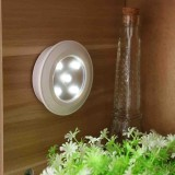 Review 6 Led Wireless Puck Bedroom Night Lights With Remote Control Intl Oem