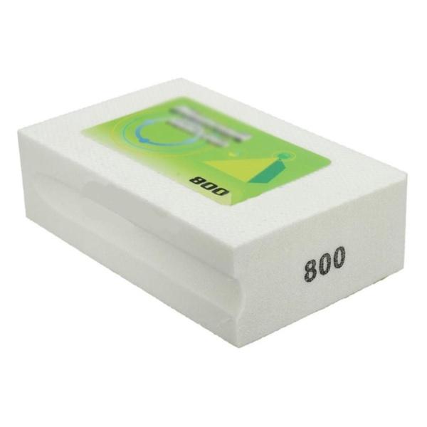 60-3000Grit Diamond Hand Polishing Pads for Granite Marble Glass Grinding - intl