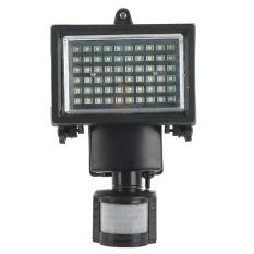60 LED Garden Outdoor Solar Powerd Motion Sensor Light Security Flood Lamp - intl