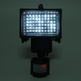 Sale 60 Led Motion Sensor Solar Powered Outdoor Garden Security Flood Light Spotlamp Intl