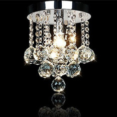60 W Modern Contemporary Traditional Classic Country Crystal Chrome Crystal Chandeliers Pendant Lights Intl Best Price