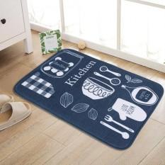 60 X 40cm Cute Non Slip Doormat Bathroom Kitchen Floor Mat Soft Rug Carpet Home Decor - Intl By Highfly.