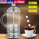 Best Price 600Ml Stainless Steel French Press Coffee Cup Tea Maker Cafetiere Filter Intl
