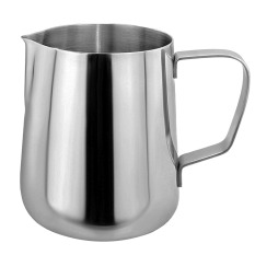 600ml Thicken Stainless Steel Coffee Latte Milk Frothing Cup Pitcher Jug With Handle - Intl By Stoneky.