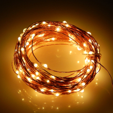 Compare 66Ft Battery Led String Light 20M 200Led 6Pcsaa Battery Operate Led Light Outdoor Decoration Light Home With 5 Modes Warm White