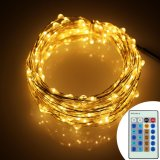 Where To Buy 6M 120Leds Remote Control Fairy Starry Decor String Lights Uk Plug Intl
