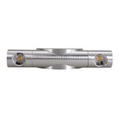 6W Modern Aluminum Rotatable  Wall Light Mirror Lamp 85-265V Warm White