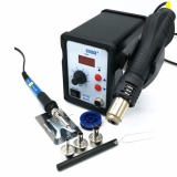 700W 858D Soldering Station Led Digital Soldering Iron Desoldering Station Bga Rework Solder Station Gift Intl Price