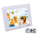 Latest 7 Hd Tft Lcd Digital Photo Frame With Slideshow Clock Mp3 Mp4 Movie Player With Remote Desktop Intl