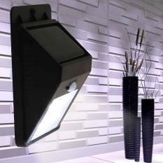 8 LED Solar Power Infrared Sensor Outdoor Garden Security Lamp Light Waterproof - intl