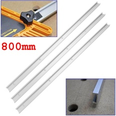 800Mm T Slot T Tracks Miter Track Jig Fixture Slot For Router Table Intl Lower Price