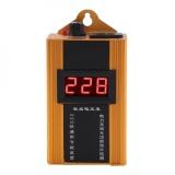 Buy 80Kw 110V 220V Household Digital Lcd Display Energy Electricity Saver Power Saving Box Yellow Intl Oem Original