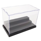Review 8 3 Clear Acrylic Display Show Case Perspex Box Dustproof Protection 3 Steps Intl Not Specified On China