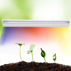 Discounted 85 265V 45Led Flowers Vegetables Hydroponic Plants Growth Lamp Growing Light Indoor Uk Plug Intl