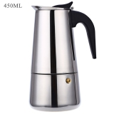 Sale 9 Cups 450Ml Stainless Steel Mocha Espresso Latte Percolator Coffee Maker Pot China