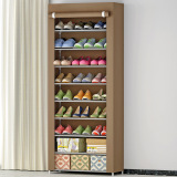 9 Layers Dust Proof Shoebox Storage Shoe Rack Shoes Cabinet China
