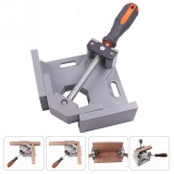 Brand New 90 Degree Corner Right Angle Carbide Vice Clamps Woodworking Clip Diy Photo Frame Aquarium Furniture Frame Gussets Tools Intl