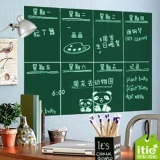 Discount 90X200Cm Removable Chalk Board Green Blackboard Vinyl Sticker Vinylchalkboard Removable Wall Sticker For Children Paint Homedecoration Intl Oem On China