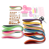 960 Strips 5Mm Paper Quilling Diy Craft Kit Board Mould Crimper Comb Tools Intl Coupon