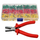 Price 991 Crimping Tool Kit Ferrule Crimper Plier 990X Crimp Terminal Wire Connector Intl Not Specified New
