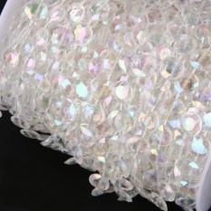 99Ft 30M Acrylic Plastic Crystal Clear Beads String For Curtains Intl On China