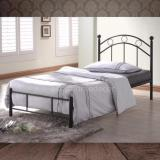 Where Can You Buy A Star Single Super Single Queen King Metal Bedframe