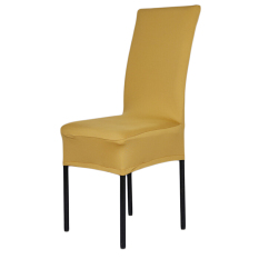 A1 Piece colors Solid dining chair covers for weddings, chair covers,dining chair chair covers(Export)(Intl)
