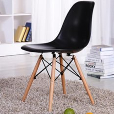 Buy A304 Dining Chair Black On Singapore