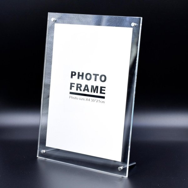 A4 Certificate Acrylic frame