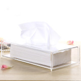 Acrylic Clear Transparent Tissue Box Cover Rectangular Holder Paper Storage Case Intl Lower Price
