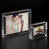Review Acrylic Magnetic Photo Frame Oem On China