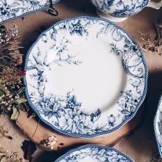Cheaper Adelaide Blue 10 Dinner Plate
