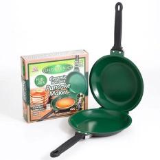 ADS Practical High-quality Hot Sell Reversible Non-Stick Frying Pan Pancake Cake Maker Machine Kitchenware - intl