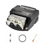 Aibecy Multi Currency Banknote Counter Cash Money Bill Automatic Counting Machine Ir Dd Detect Lcd Display For Us Dollar Euro Pound Aud Hkd Intl Best Buy