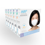 Top 10 Air Smart Mask L Size Bundle Set 3 Pc Pack X 6