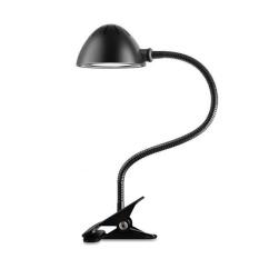 Ajusen Clip Reading Light 5W Engery-Efficient LED Clamp Lamp Light Durable Heat diffuse easier USB Book Lights -- Lights&Arm Adjustable - intl