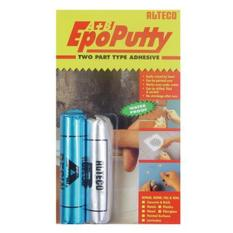 Sale Alteco A B Epo Putty Two Part Type Adhesive Epoxy Putty Repair 100G 17953A Singapore Cheap