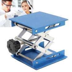 Compare Aluminum Oxide Lab Jack Stand Lab Jack Scissor 4 Intl