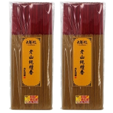 Cheapest Guo Tian Home Incense For Buddhist Old Mountain Sandalwood