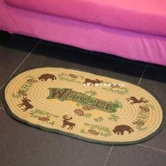 Cheapest American Hall Balcony Living Room Bathroom Country Mats Online