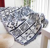 Price Simple American Geometric Sofa Cover Oem New