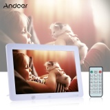 Purchase Andoer 12 Inch Digital Photo Frame 1280 800 Human Motion Induction Detection With Remote Control Support Mp3 Mp4 Calendar Alarm Clock Function Christmas Gift Intl