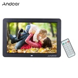 Where To Shop For Andoer 12 Wide Screen Hd Led Digital Picture Frame Digital Album High Resolution 1280 800 Electronic Photo Frame With Remote Control Multiple Functions Including Led Clock Calendar Mp3 Mp4 Movie Player Support Multiple Languages Intl