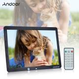 Andoer 15 Inch Large Screen Led Digital Photo Frame Album Wall Mountable Desktop 1280 800 Support Remote Control With Motion Detection Sensor Black Outdoorfree Intl Price Comparison
