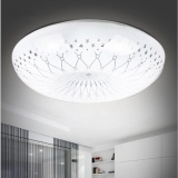 Price Comparisons For Angelila 12W Led Ceiling Lights White 11 Inch Energy Saving Dome Lamp Surface Mounted Installation Led Lamp Light For Home Decor Hallway Bathroom Living Room And Etc Intl