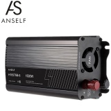 Low Price Anself 1500W Dc12V To Ac220 240V Ac Household Solar Power Inverter Converter Modified Sine Wave Form Intl