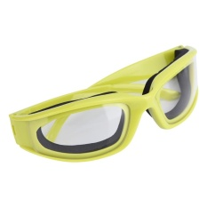 Anti-Spicy Onion Cutting Goggles Anti-Splash Protective Glasses Eye Protector Kitchen Gadget - Intl By Highfly.