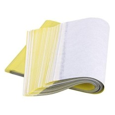 Where Can You Buy Approx 50 Sheets Reusable Tattoo Transfer Paper Intl