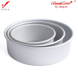 Compare Price Are The Anode Bottom Baking Mold Round Aluminum On China