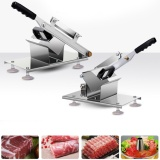 Buy Areyoucan Ay6667Commercial Household Manual Meat Slicer Lamb Beef Meatloaf Frozen Meat Cutting Machine Vegetable Mutton Rolls Hand Mincer Cutter Intl Cheap China